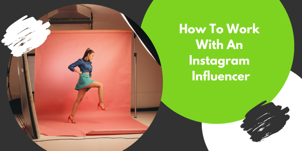 work with influencer